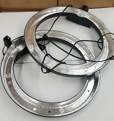 "Neewer flash ring parts - Dimmable 18"" Diameter - missing LCD"