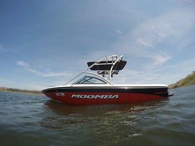 2007 Moomba Outback LSV 21