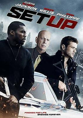 Set Up (DVD, 2011, Canadian) Action Comedy