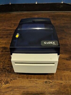 Godex EZ-DT-4 Direct Thermal Printer with Cutter - Used