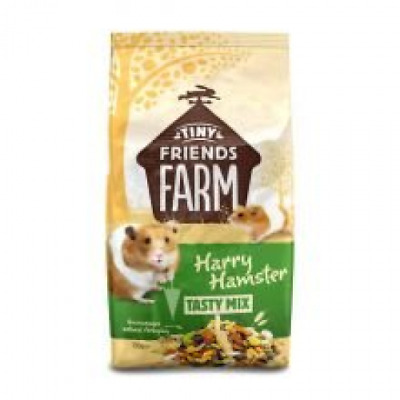 SUPREME Supreme Tiny Friends Farm Harry Hamster Tasty Mix 700g pack of 1
