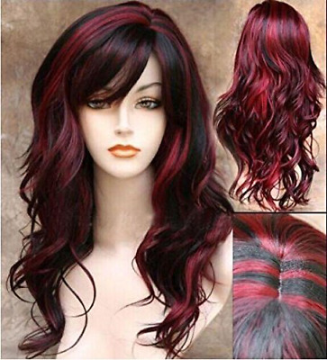 Hot products!!Meisi Hair Wigs High Quality Women's Cosplay Wig Long Full Spiral