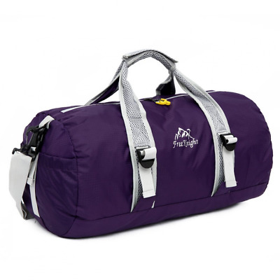 OUTRY Foldable Travel Duffle Bag, Lightweight Sports Gym Duffel Bag, 30L(8gal)
