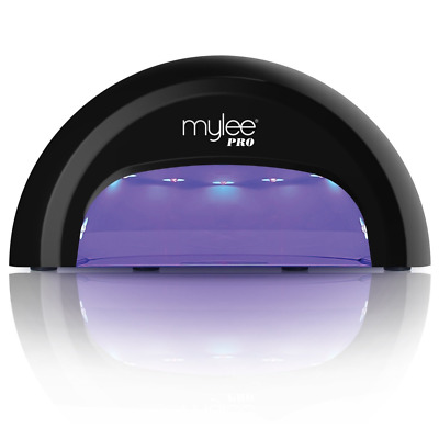 Mylee® PRO Salon Series LED 15-Second Convex Curing® Technology 5-Finger Nail Dr