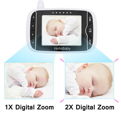 HelloBaby Baby Monitor Parent Unit (32RX)