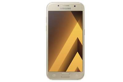 Samsung Galaxy A3 Gold (2017) | Brand New | Free Delivery