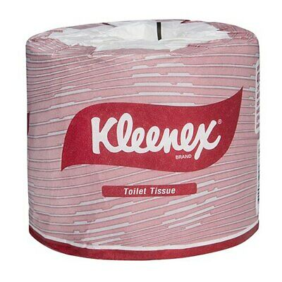 Kleenex Deluxe Toilet Tissue 2 Ply 24 Rolls x 400 Sheets (KC4735)