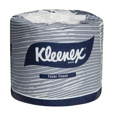 Kleenex Executive Toilet Tissue 2 Ply 24 Rolls x 300 Sheets (KC4737)