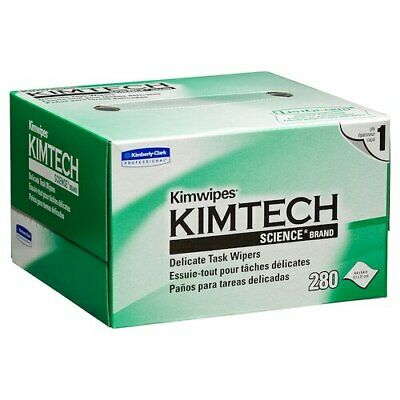 Kimtech   Science Kimwipes Delicate Task 280 Wipers (KC34120)