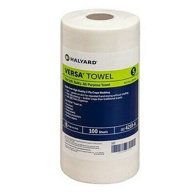 Halyard VERSA Towel Roll Small 24.5cm x 41.5cm (KC4210)