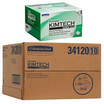 Kimtech   Science Kimwipes Delicate Task Wipers 30 Packs (34120)