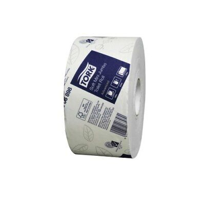 Tork Soft Mini Jumbo Toilet Roll T2 Advanced 200M x 12 Rolls (2306898)
