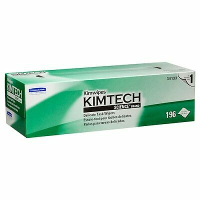 Kimtech Science Kimwipes Delicate Task Wipers 196 Wipers (KC34133)