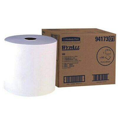 Wypall X80 Perforated Jumbo Roll Wipers 31cm x 34.5cm White (94173)