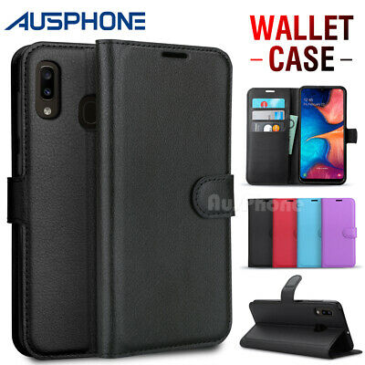 Samsung GalaxyJ8 A5 A8 A20 A30 J5 J2 Pro Wallet Leather Case Shockproof Cover