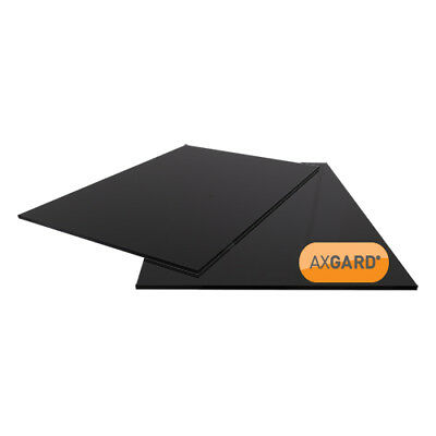Black UV Protected Polycarbonate Glazing Sheet | All Sizes