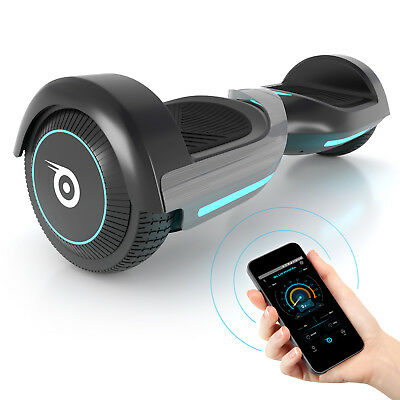 Hoverboard Self Balance Scooter futuristisches Design Bluewheel HX420 E-Board