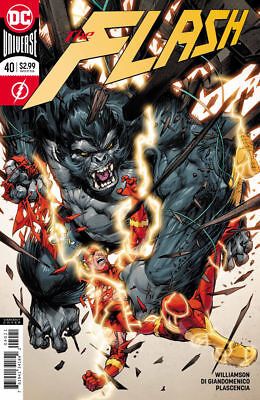 Dc The Flash #40 Variant First Print