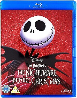The Nightmare Before Christmas [Blu-ray]