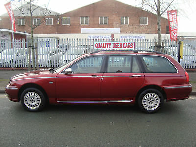 Rover 75 2002 2.0,SOME SERVICE HISTORY, NICE CAR