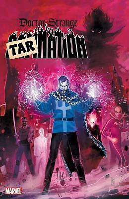 Marvel Doctor Strange Damnation Variant (Tarnation) #1 First Print