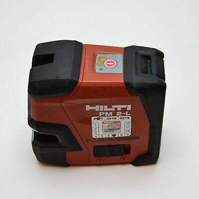 Hilti Laser Level PM 2-L Line laser *WE ARE A SHOP*