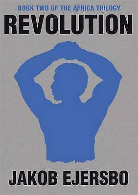 Revolution by Jakob Ejersbo (Paperback) New Book