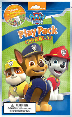BENDON - Paw Patrol Coloring Book Crayons and Stickers - 1 Set
