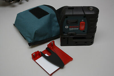 Bosch GPL5 5‑Point Self‑Leveling Alignment Laser
