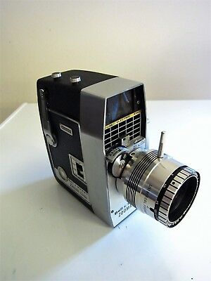 JFK Zapruder Bell and Howell Director Series 414 PD Zoomatic 8mm Camera Dallas