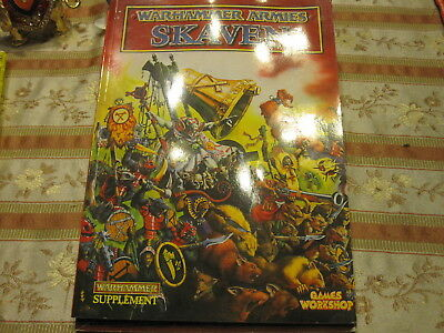Skaven Armeebuch - Codex - Warhammer Fantasy - Games Workshop