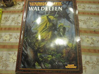 Waldelfen  Armeebuch - Codex - Warhammer Fantasy - Games Workshop