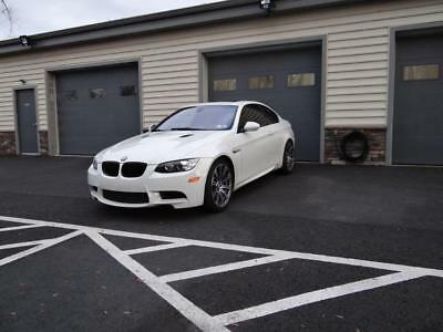 2008 BMW M3 Coupe 2008 BMW M3 Coupe 6-Speed, Alpine on Fox Red only 50k miles!