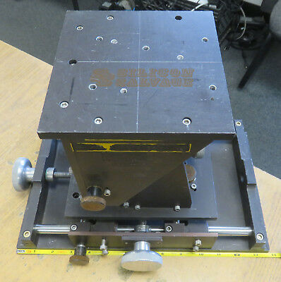 3-Axis Stage Large Heavy Duty for Collimator