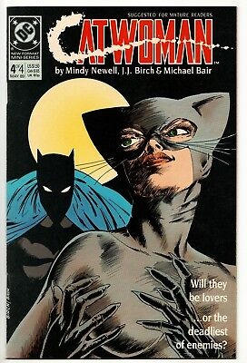 Catwoman #4 - (DC, 1989) - VF/NM
