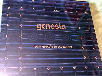 Peter Gabriel FROM GENESIS TO REVELATION Vinyl Box SUPER DELUXE New Sealed +45s