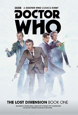 Doctor Who: The Lost Dimension Vol. 1 Collection Trade Paperback NEW