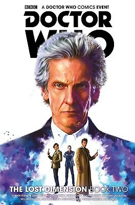Doctor Who: The Lost Dimension Vol. 2 Collection Trade Paperback NEW