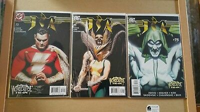 Justice Society Alex Ross 12 Book Lot