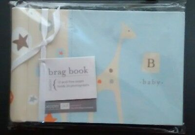 Baby Brag Book Photo Album - NEW