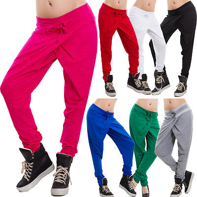 Women's trousers harem drop crotch wallet fitness casual new AS-1720