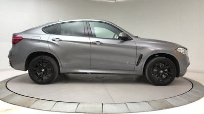 2018 BMW X6 sDrive35i Sports Activity sDrive35i Sports Activity New 4 dr Automatic Gasoline 3.0L STRAIGHT 6 Cyl Space