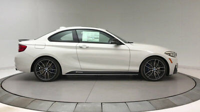 2018 BMW 2 Series M240i M240i 2 Series New 2 dr Coupe Automatic Gasoline 2.0L 4 Cyl Alpine White
