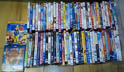 Job Lot of 73 Dvd's and 2x Blu-ray discs (used) Postage is for UK Mainland Only