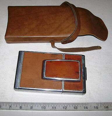 Vintage Polaroid SX-70 SX70 INSTANT Land Camera with Case, PRICED CHEAP