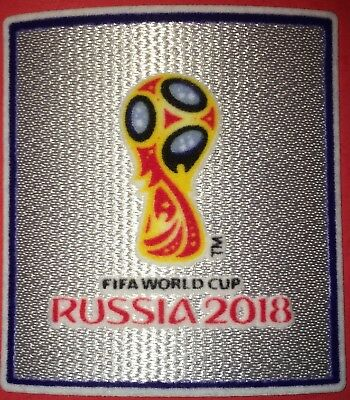 Soccer Fifa World Cup Russia 2018 Patch New (B49)