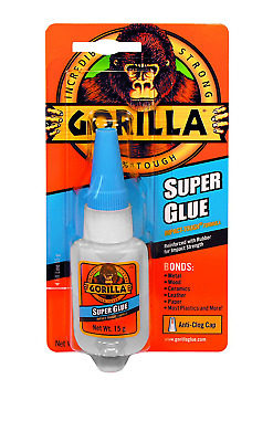 Gorilla Superglue 15g