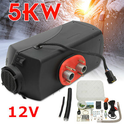 5000W 12V Air diesel Heater 5 kW for trucks, motor-homes, boats, bus US