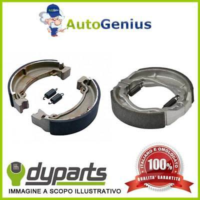 KIT GANASCE FRENO FIAT GRANDE PUNTO (199) 1.4 Natural Power 2008> DYG389