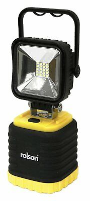 Rolson 20 SMD Work Light 500 Lumens Up To 4 Hours Angle Up To 120° 61578